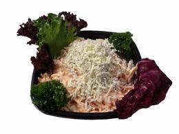 Морковный в салатнике