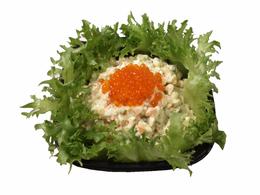 Морсккой в салатнике
