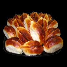 Пирожки с персиком